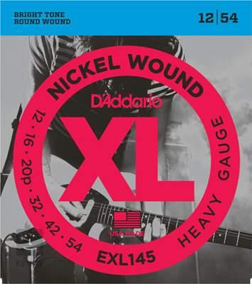 D'ADDARIO EXL145 Struny pro elektrickou kytaru