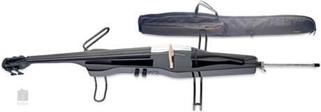 STAGG EDB-4/4 MBK Elektrické violoncello