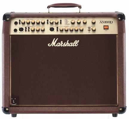 MARSHALL AS100D Kombo pro akustické nástroje