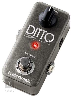 TC ELECTRONIC Ditto Looper Kytarový looper