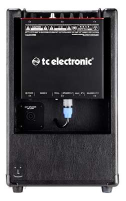 TC ELECTRONIC BG250-208 Baskytarové tranzistorové kombo