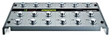 TC ELECTRONIC G-System Kytarový multiefekt