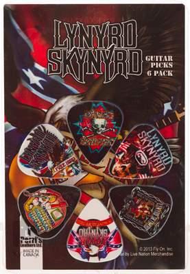 PERRI'S LEATHERS Lynyrd Skynyrd Picks I Signature trsátka
