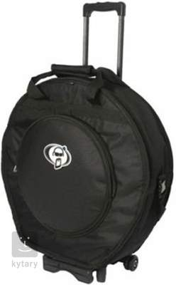 "PROTECTION RACKET 24"" Deluxe Cymbal Trolley case Obal na činely"