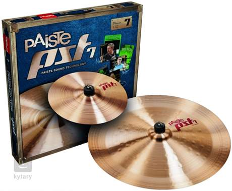 PAISTE PST 7 Effects Set Činelová sada