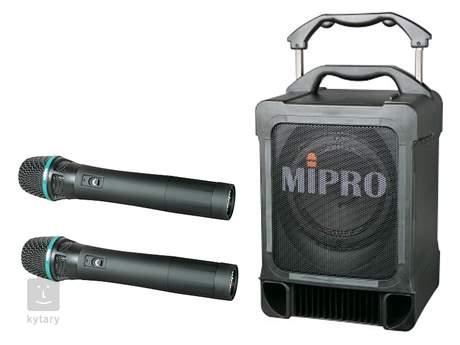 MIPRO MA-707 Set 2 Ozvučovací systém