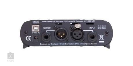 ART TUBE MP P SERIES USB Mikrofonní předzesilovač