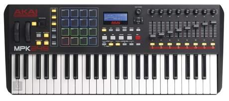 AKAI MPK 249 USB/MIDI keyboard