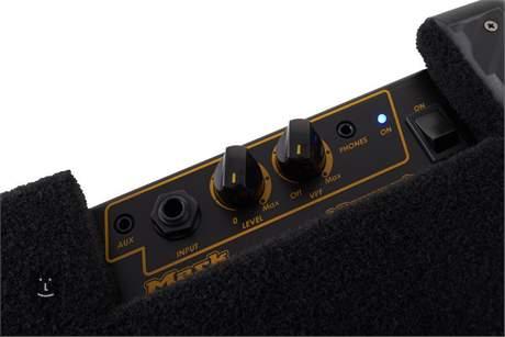 MARKBASS Micromark 801 Baskytarové tranzistorové kombo