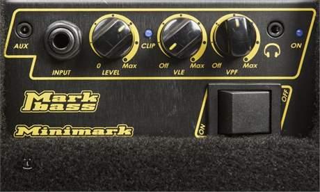 MARKBASS Minimark 802 Baskytarové tranzistorové kombo