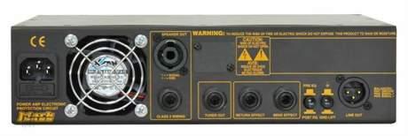 MARKBASS Little Mark 800 (použité) Baskytarový tranzistorový zesilovač