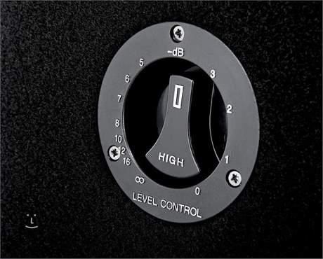 MARKBASS Standard 104HF-4 Baskytarový reprobox