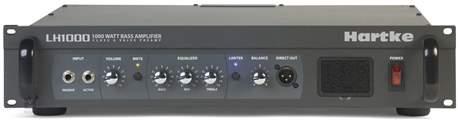 HARTKE LH1000 Baskytarový hybridní zesilovač