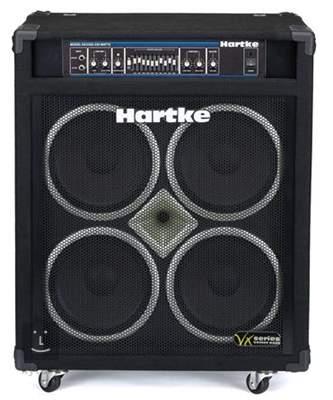 HARTKE VX3500 Baskytarové hybridní kombo