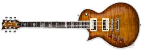 ESP LTD EC-1000 FM LH ASB Levoruká elektrická kytara