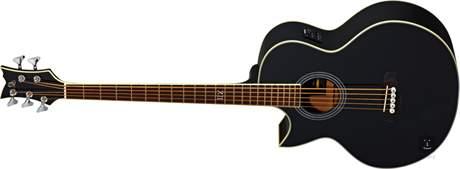 ORTEGA D1-5LE-BK Elektroakustická baskytara