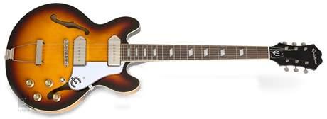 EPIPHONE CASINO Coupe VS Semiakustická kytara
