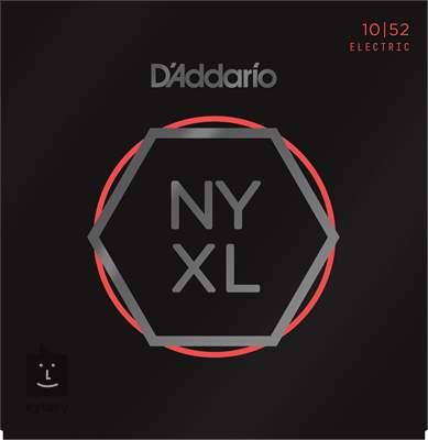 D'ADDARIO NYXL1052 Struny pro elektrickou kytaru