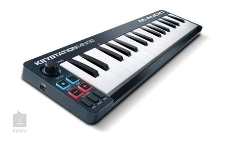 M-AUDIO Keystation Mini 32 II USB/MIDI keyboard