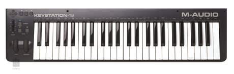 M-AUDIO Keystation 49 II USB/MIDI keyboard