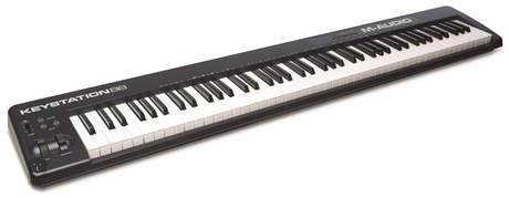 M-AUDIO Keystation 88 II USB/MIDI keyboard