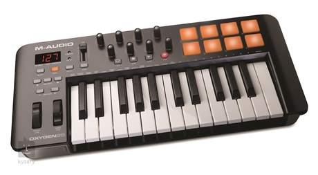 M-AUDIO Oxygen 25 IV USB/MIDI keyboard