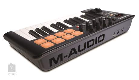 M-AUDIO Oxygen 25 IV USB/MIDI keyboard