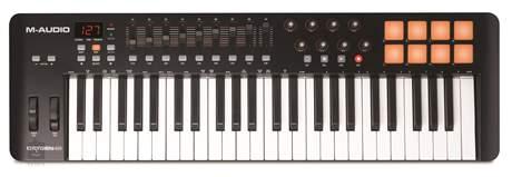 M-AUDIO Oxygen 49 IV USB/MIDI keyboard