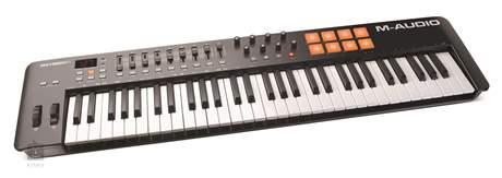 M-AUDIO Oxygen 61 IV USB/MIDI keyboard