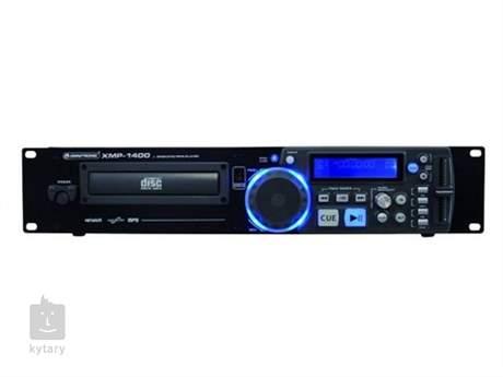 OMNITRONIC XMP-1400 CD/MP3 přehrávač