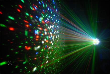CHAUVET Swarm 5 FX LED efekt