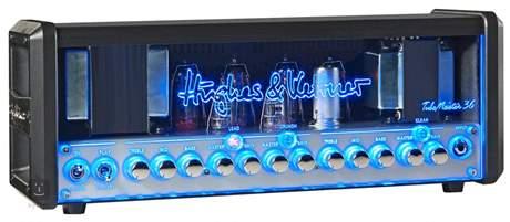 HUGHES & KETTNER TubeMeister 36 Head Kytarový lampový zesilovač