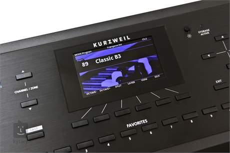 KURZWEIL FORTE 7 (rozbalené) Přenosné digitální stage piano