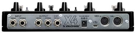 TC ELECTRONIC Alter Ego X4 Vintage Echo Kytarový efekt