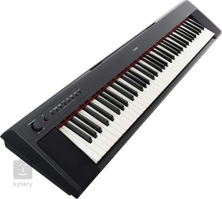 YAMAHA NP-31 Přenosné digitální stage piano
