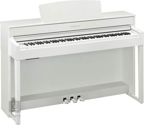 YAMAHA CLP-545 WH Digitální piano
