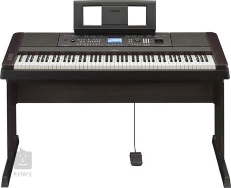 YAMAHA DGX-650 B Přenosné digitální stage piano
