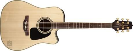 TAKAMINE GD51CE-NAT Elektroakustická kytara