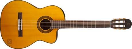 TAKAMINE GC5CE-NAT Klasická elektroakustická kytara
