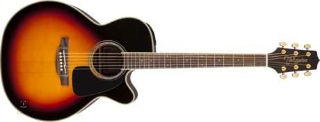 TAKAMINE GN51CE-BSB Elektroakustická kytara