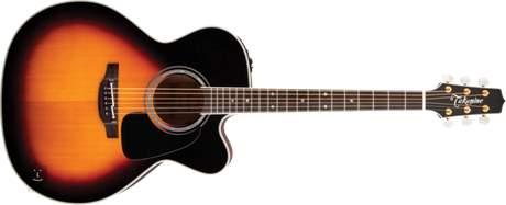 TAKAMINE P6JC-BSB Elektroakustická kytara