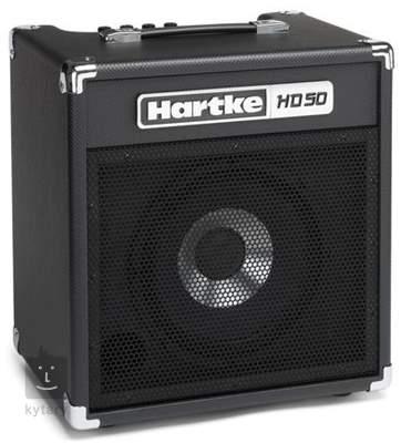 HARTKE HD50 Baskytarové tranzistorové kombo