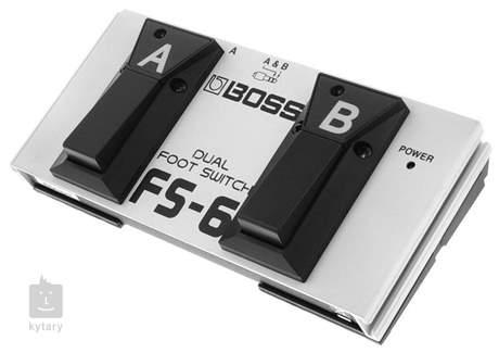 BOSS FS 6 Nožní přepínač