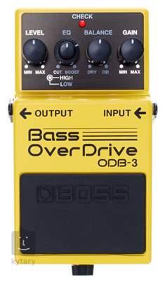 BOSS ODB 3 Baskytarový efekt