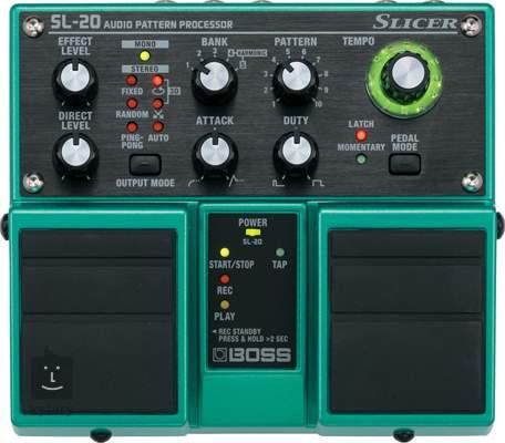 BOSS SL-20 Kytarový efekt