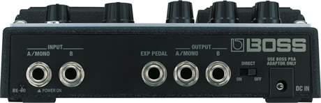 BOSS RE 20 (použité) Kytarový efekt