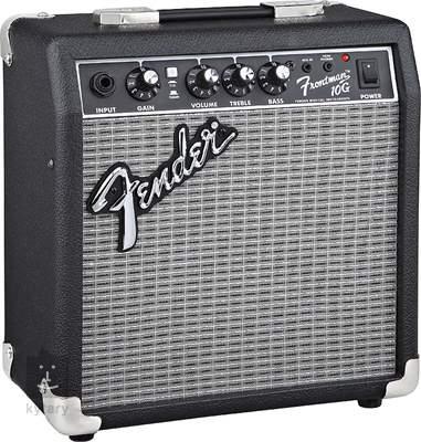 FENDER Frontman 10G Black Kytarové tranzistorové kombo