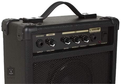 KINSMAN BB10BS Baskytarové tranzistorové kombo