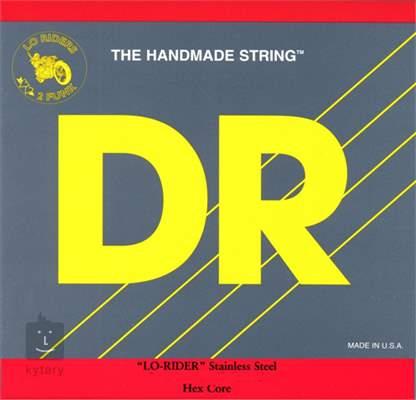 DR LH5-40 Struny pro pětistrunnou baskytaru