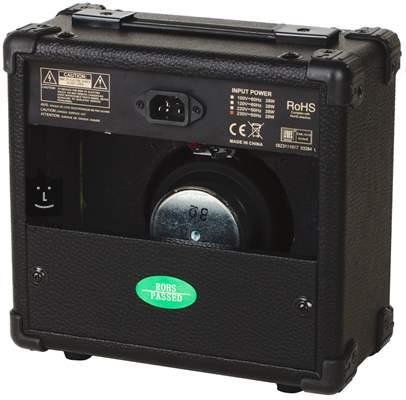 KINSMAN BB10 Kytarové tranzistorové kombo